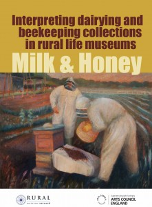 Milk and Honey front cover