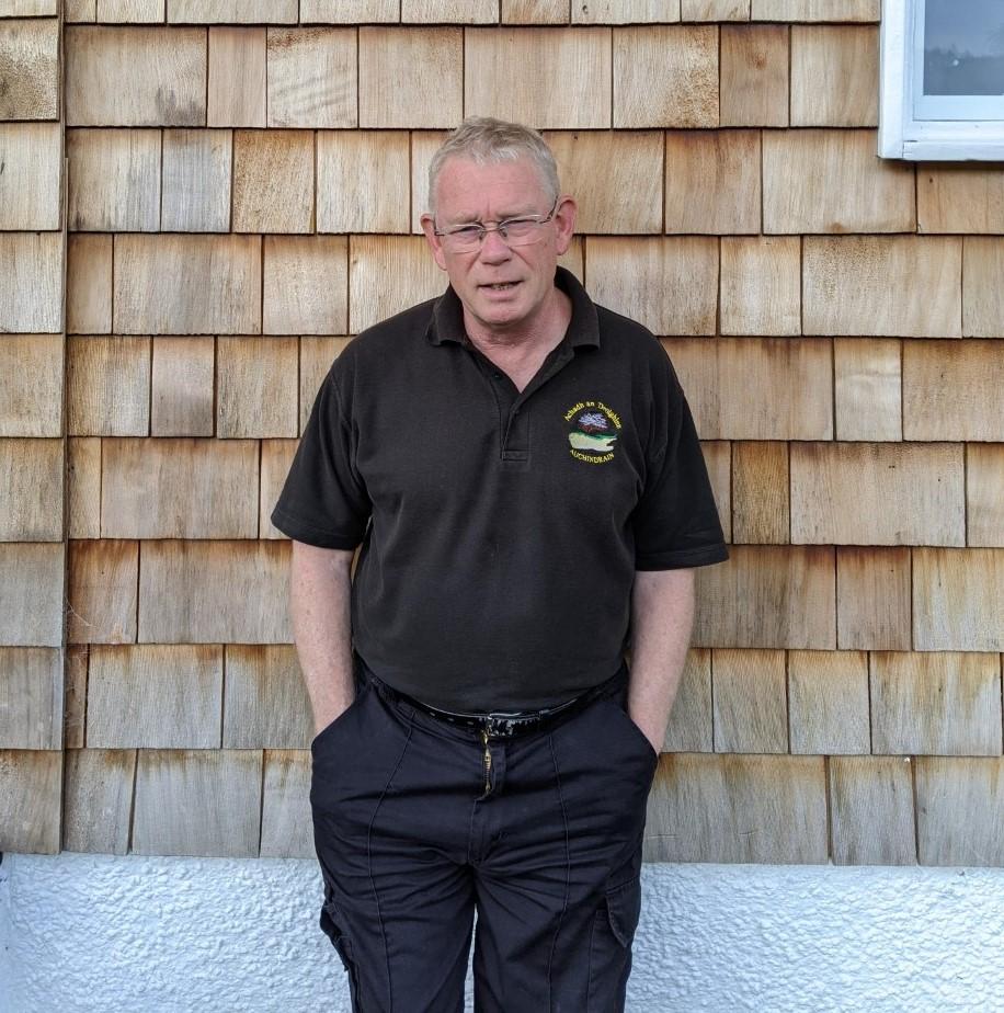 Photograph of Bob Clark