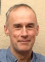 Photograph of Chris Copp